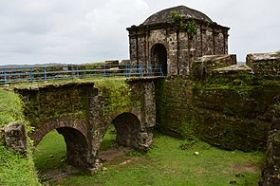 The ruins of Fort San Lorenzo, near Colon, Panama – Best Places In The World To Retire – International Living