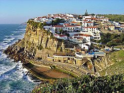 The village of Azenhas do Mar on the coast of Sintra, Portugal – Best Places In The World To Retire – International Living