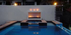Three story villa with fireplace next to the pool, Puerto Vallarta, Mexico – Best Places In The World To Retire – International Living