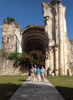 Visit to the church and to the caste wars museum in Tiosuco, Mexico – Best Places In The World To Retire – International Living