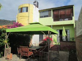 Tinca on roof of house, Chapala, Mexico – Best Places In The World To Retire – International Living