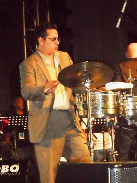 Tito Puente Jr. at the Panama Jazz Festival – Best Places In The World To Retire – International Living