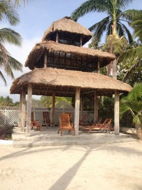 Tony's Inn and Resort on the beach in Corozal, Belize – Best Places In The World To Retire – International Living
