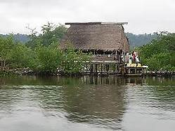 Typical house on stilts, Bocas del Toro, Panama – Best Places In The World To Retire – International Living