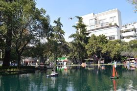 Urban lake in Polanco, Mexico City, Mexico – Best Places In The World To Retire – International Living