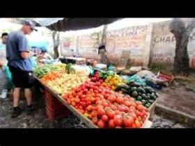 Vegetables in an open air stand in Ajijic, Mexico – Best Places In The World To Retire – International Living