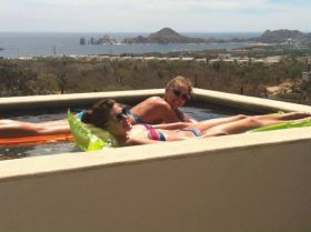 View of the desert from the rooftop pool at Las Ventanas Hotel & Residences, Cabo San Lucas, Mexico – Best Places In The World To Retire – International Living