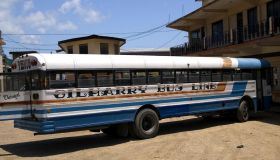 Vintage bus in Belize – Best Places In The World To Retire – International Living
