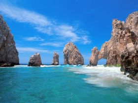 White sand beaches and rock formations of Los Cabos, Baja Mexico – Best Places In The World To Retire – International Living