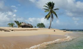 White sand beaches near Coronado, Panama – Best Places In The World To Retire – International Living