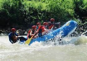 White water rafting, Bouquete, Panama – Best Places In The World To Retire – International Living
