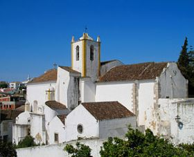 Whitewashed church in Tavira, Portugal – Best Places In The World To Retire – International Living