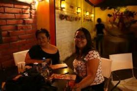 Women working on a business negotiation in a Mexican restaurant, Mexico – Best Places In The World To Retire – International Living