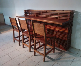 Wood Patio Furniture, Guadalajara, Mexico U2013 Best Places In The World To  Retire U2013