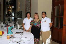 luncheon at Yucatan home with government officials – Best Places In The World To Retire – International Living