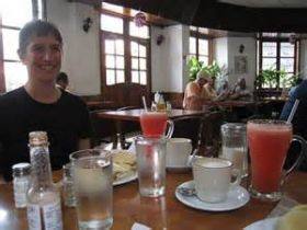 Cafe Panama City, Panama – Best Places In The World To Retire – International Living