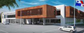 Rendering of the polyclinic in Chitre Panama where Dr. Ramirez will be practicing – Best Places In The World To Retire – International Living