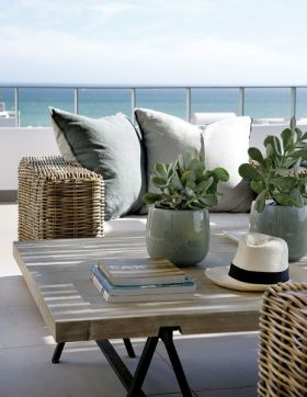 coast living decor with Panama hat – Best Places In The World To Retire – International Living