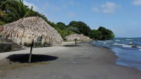 dark sand beach of San Juan del Sur, Nicaragua – Best Places In The World To Retire – International Living