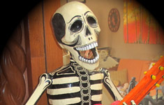 Day of the Dead skeleton, Mexico – Best Places In The World To Retire – International Living