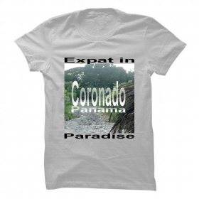 expat in paradise Coronado t shirt – Best Places In The World To Retire – International Living