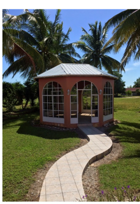 gazebo, Consejo Shores, Belize – Best Places In The World To Retire – International Living