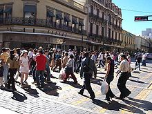 Juárez Avenue in central Guadalajara, Mexico – Best Places In The World To Retire – International Living