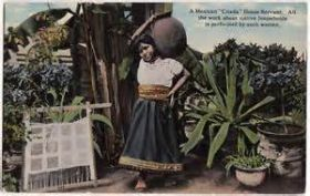 housekeeper Mexico postcard – Best Places In The World To Retire – International Living