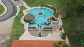Cabana and pool in Azura Development, Coronado, Panama – Best Places In The World To Retire – International Living