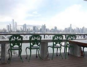 roof top bar with views of Panama City, Panama – Best Places In The World To Retire – International Living