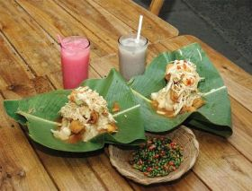 vigoron served on a banana leaf – Best Places In The World To Retire – International Living