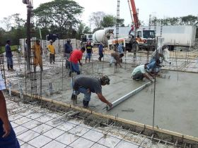 Cayo Belize concrete slab for new home construction – Best Places In The World To Retire – International Living