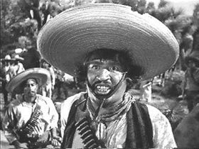 Treasure of Sierra Madre we don't need no stinkin' badges