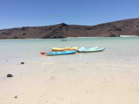 Balandro Beach, Baja California Sur