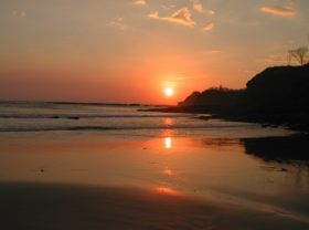 Beach sunset in Panama – Best Places In The World To Retire – International Living