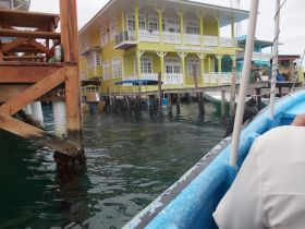 Bocas del Toro over the water hotel – Best Places In The World To Retire – International Living
