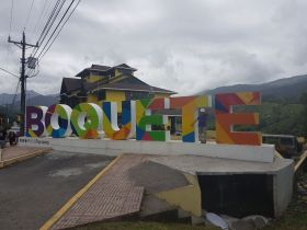 Boquete sign, Panama – Best Places In The World To Retire – International Living