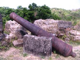 Canon at a fort in Panama – Best Places In The World To Retire – International Living