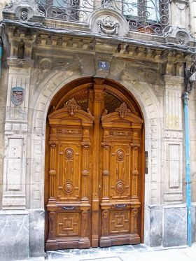 Casco Viejo colonial architecture, featuring a door. – Best Places In The World To Retire – International Living