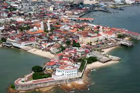 Casco Viejo, Panama City, Panama, as viewed from the air – Best Places In The World To Retire – International Living