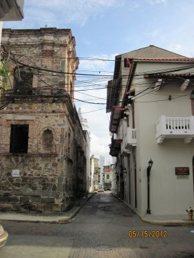 Casco Viejo exterior, showing new and old buildings – Best Places In The World To Retire – International Living
