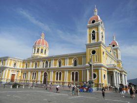 Cathedral in Granada, Nicaragua – Best Places In The World To Retire – International Living