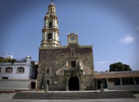 Catholic church, Ajijic, Mexico – Best Places In The World To Retire – International Living