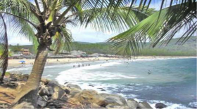 Chacala Beach, from the north, looking south – Best Places In The World To Retire – International Living