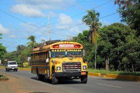 Chicken bus Nicaragua – Best Places In The World To Retire – International Living