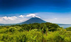 Concepcion volcano on Ometepe from the perspective of Totoco – Best Places In The World To Retire – International Living