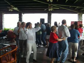 Conga line at Los molinos – Best Places In The World To Retire – International Living