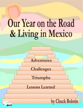 Our Year on the Road and Living in Mexico cover