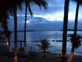 Bocas del Toro ocean at night – Best Places In The World To Retire – International Living