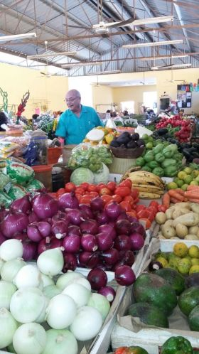 Denis Larsen at the market in Valladolid, Mexico – Best Places In The World To Retire – International Living